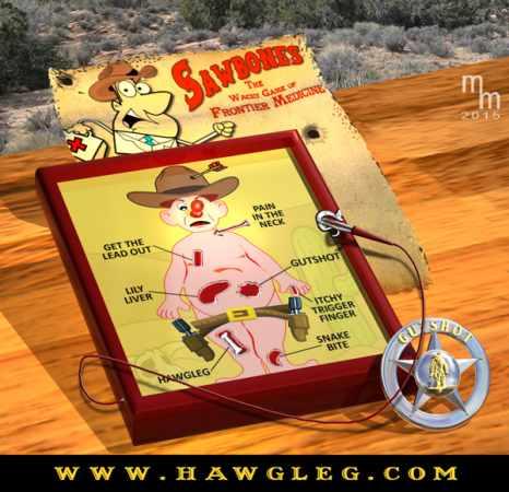 Sawbones Game
