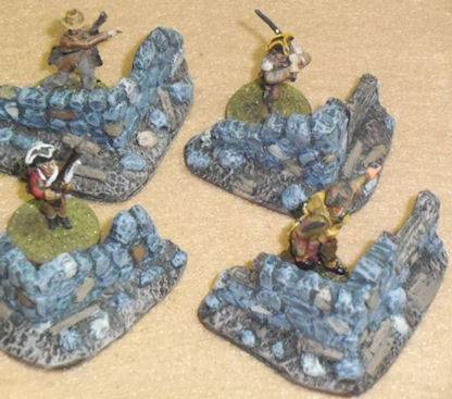 28mm ruined corners