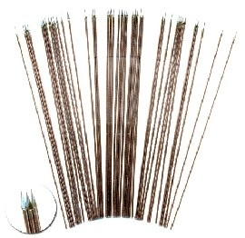 50mm Long Wire Spears