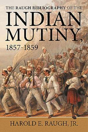 the causes of the indian mutiny A controversial new history of the indian mutiny argues that there was an untold holocaust which caused the deaths of almost 10 million people over 10 years.