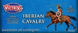 Iberian Cavalry: Victrix 28mm Plastic Miniatures