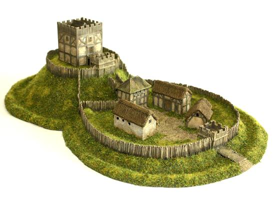 Tmp Total Battle Miniatures Release 6mm Early Medieval Range