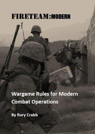TMP] Fireteam: Modern 2 0 - Modern Miniature Wargame Rules Released