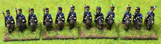 FPW French Lancers