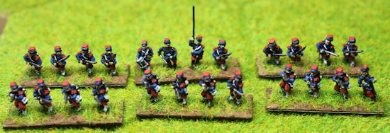 FPW French Line Infantry