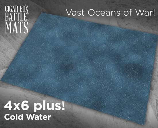 Cold Water Mat