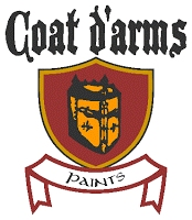 Stockist of Coat D'Arms Paints