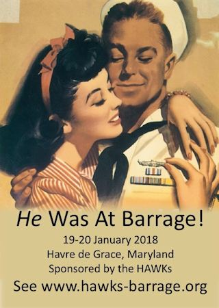 Barrage Recruiting Poster