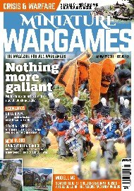 Miniature Wargames: Issue # 417
