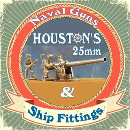 The Houston Collection of 25mm Naval Guns & Fittings