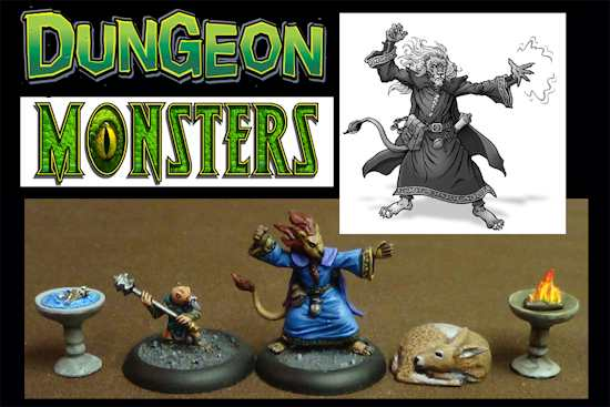 Dungeon Monsters