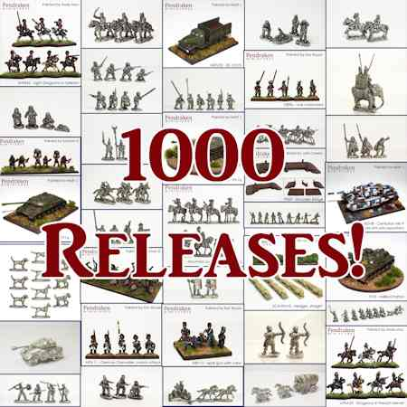 1000 Releases