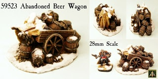 59523 – Abandoned Beer Wagon