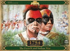 1754: Conquest: The French and Indian War Wargame