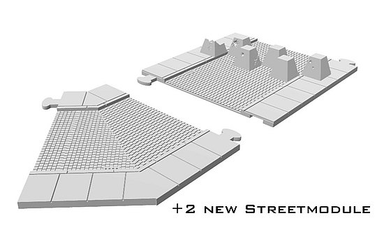 2 new streets added