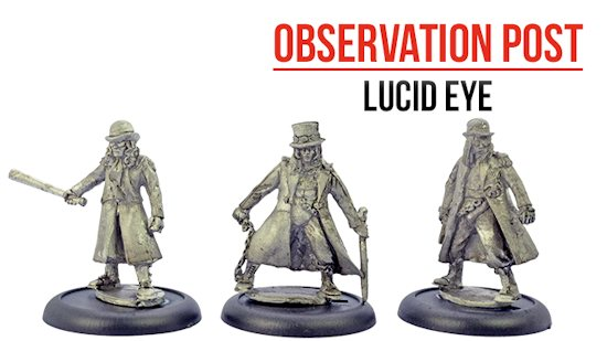 28mm Plot Device Miniatures