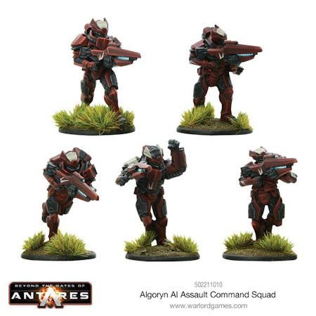 Algoryn Assault Command 1