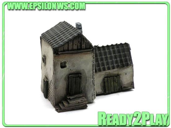 Spanish 10mm Buildings