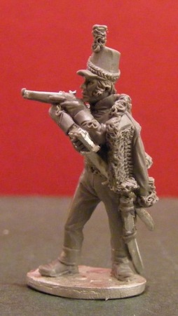BG-NBR072 – British Rifles Officer