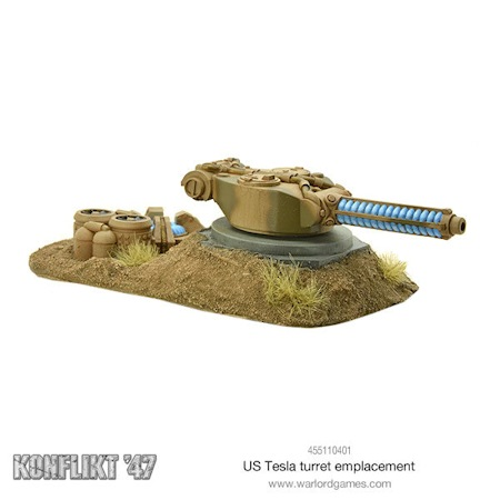 US Turret