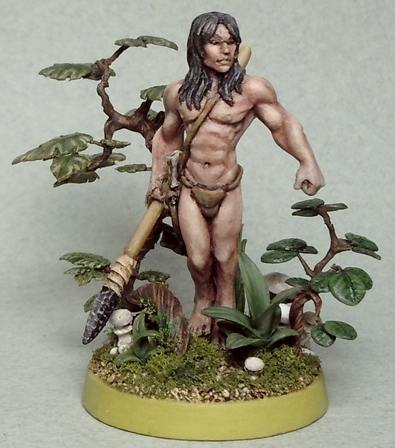 Painted Jungle Lord