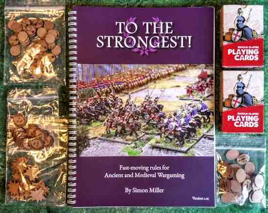 To the Strongest! bundle