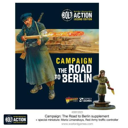 Bolt Action: The Road to Berlin