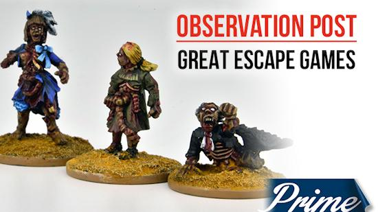 28mm Great Escape Games