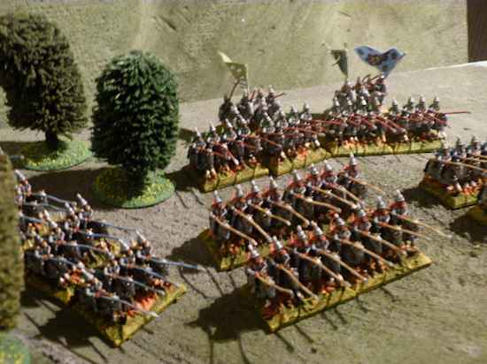 15mm Parthian Cataphracts