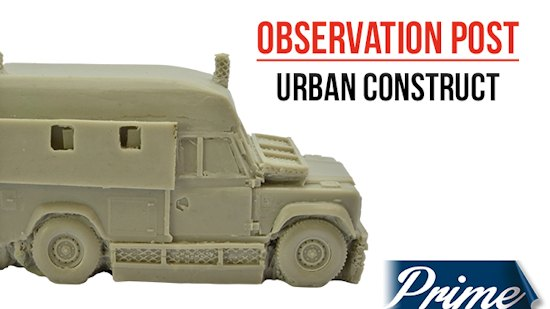 1:56th Scale Armored Landy