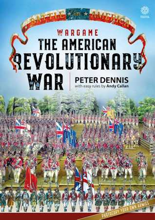Battle in America Wargame – The American Revolutionary War
