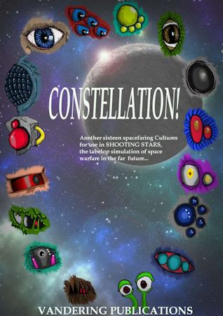 Shooting Stars: Constellation