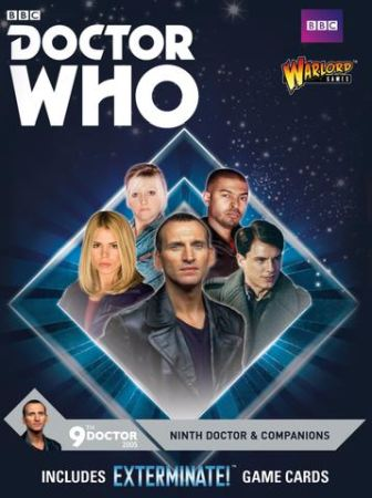 Warlord Games: Doctor Who Ninth Doctor & Companions