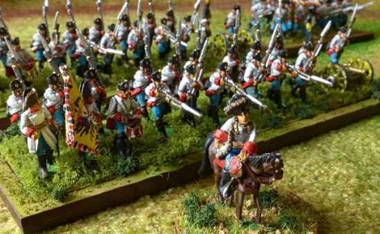 15mm Revolutionary Austrians