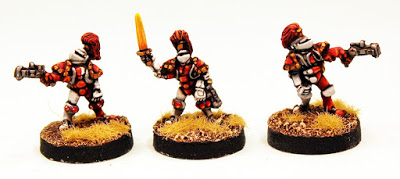 Marcher Barons of Prydia
