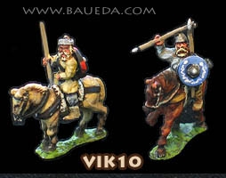 15mm Viking mounted scouts