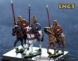 15mm mounted Vikings