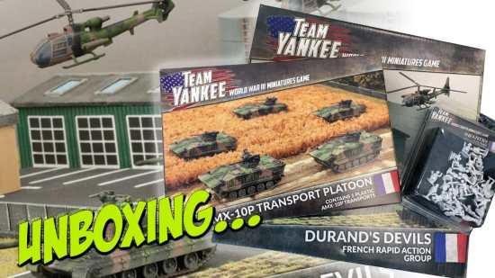 Team Yankee: French Forces