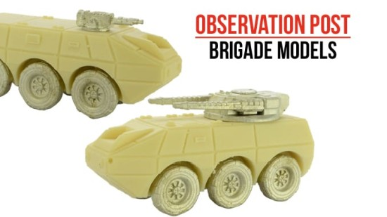 15mm Sci-Fi Vehicles