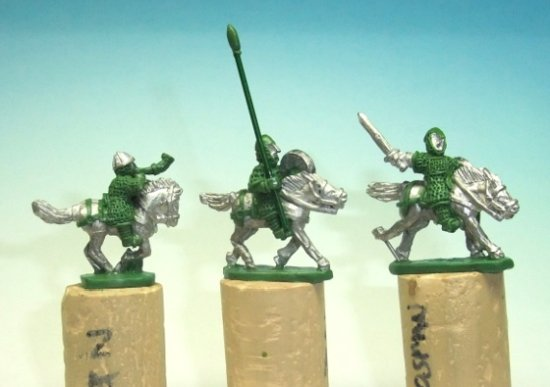 18mm Norman Cavalry Command