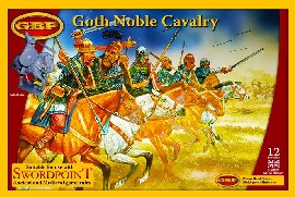 Gripping Beast: 28mm Goth Noble Cavalry cover