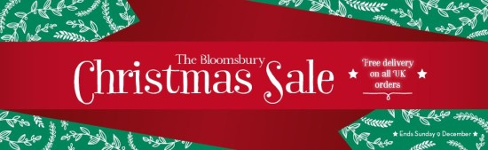 Bloomsbury Christmas Sale