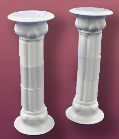 Egyptian Pillars (2)