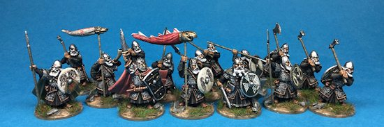 Dark Age Dwarves