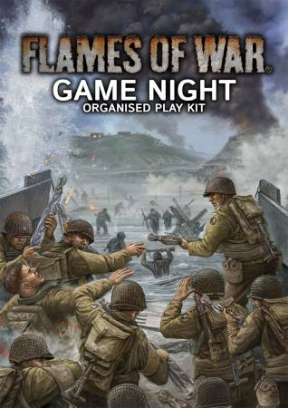 Flames of War Game Night Organized Play Kits