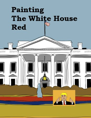 Painting the White House Red