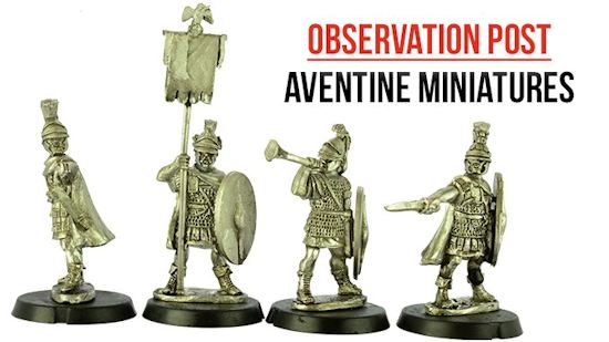 28mm Aventine Miniatures Succession Wars