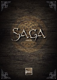 SAGA: 2nd Edition – Rules Only