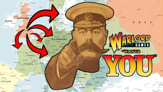 TMP] Warlord Games: Wanted! UK & European Events Co-Ordinator