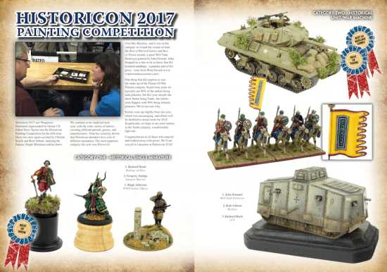 Historicon Painting Competition